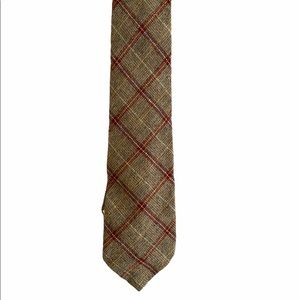 100% lambs wool from Scotland mens tie RN17843